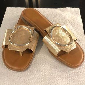 Franco Sarto Greta Slide Sandals